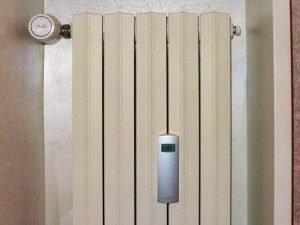 Ripartitore di calore elettronico